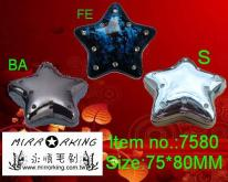 五角星珠寶盒