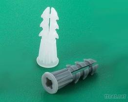 塑胶壁虎 ( RIBBED PLASTIC ANCHORS )