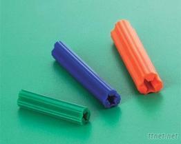 塑膠壁虎 ( EXTRUDED PLASTIC ANCHORS )