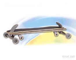 陸地滑雪板