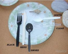 抛弃式食具