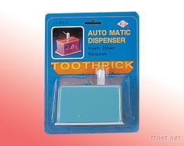 自動彈出牙籤盒