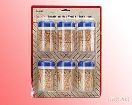 牙籤罐-6入包