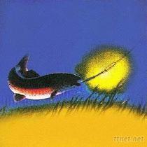 釣魚螢光棒