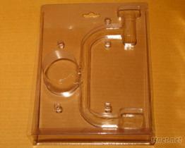 PVC/PET/PS/PP 真空成型制品, 插卡折边, 内衬, 泡壳,