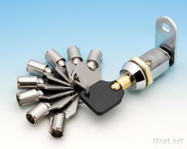 檔片鎖(Cam Lock System)