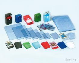 運動明星卡, 遊戲卡保護套