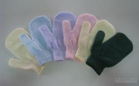 (一指包型)沐浴手套