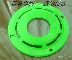 飛盤 (綠色)