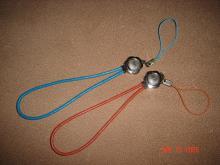 真皮繩手機帶