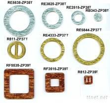 金銀銅3色扣環