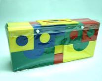 30片裝EVA彩色建構式積木