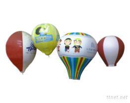 塑胶吹气气球