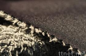 針織三層防水透濕保暖布料