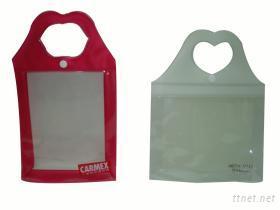 高週波透明袋