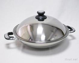 (雙耳)七層炒菜鍋