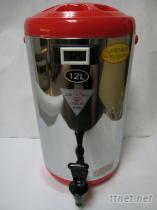 (12L)日式电子保温桶 附温度表