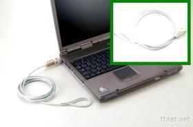 筆記型電腦鎖