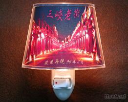 客製化小夜燈-小圓錐型