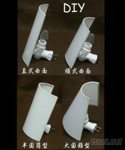 DIY小夜燈(金屬框)