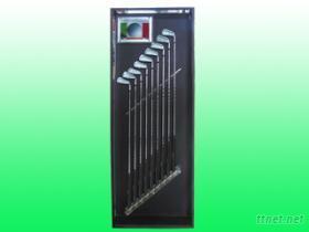 鐵桿櫃壁面櫃, 高爾夫球架, 展示架
