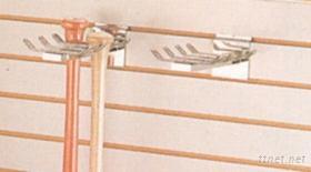 合槽板棒球棍架
