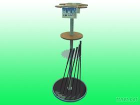 圓柱型高爾夫球桿架, 高爾夫球架, 展示架