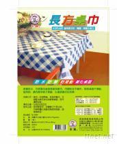 ( 长方/圆/椭圆 / 小茶几) 桌巾