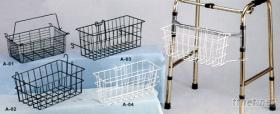 復健用(扶手、輪椅、助行器)籃子