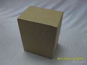 150*120*90mm牛皮瓦楞公版盒