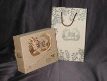 蜜园礼盒纸袋