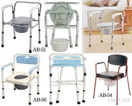 折疊式馬桶椅