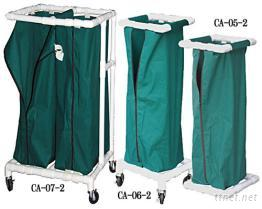 回收物分類架, 資源回收垃圾筒