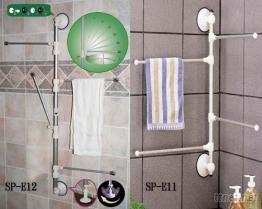 吸盤毛巾架, 吸盤浴巾架, 毛巾架, 浴巾架