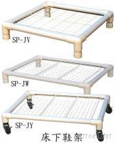 床下鞋架,花盆架,鞋架,置物架
