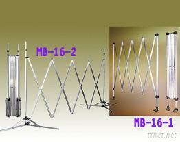 铝合金折叠围篱,围篱,伸缩围栏