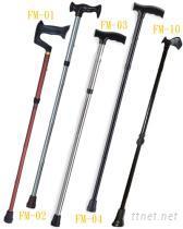 電鍍手杖, 電鍍枴杖