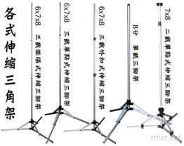 伸縮腳架,單腳架,落地架,伸縮桿