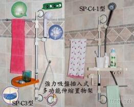 浴室架, 置物架, 廚房架
