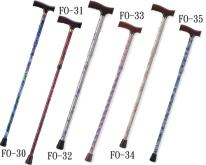 轉印枴杖,包花枴杖