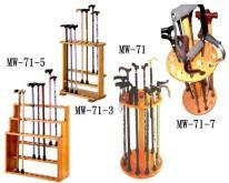 木製手杖展示架