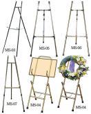 展示画架,画架,铝合金画架,伸缩画架