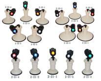 強力吸盤式萬向照明警示燈, 舞台燈, 車輛故障警示燈