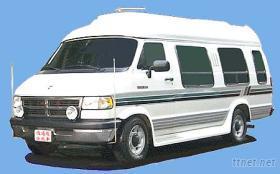 道奇九人座加長型休旅車