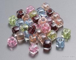 方形珠, 串珠配件, 飾品配件