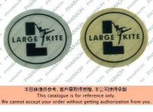 软质商标 (加网底纹)