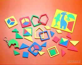 幼教玩具-EVA玩具