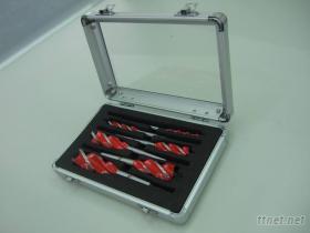 鑽頭工具組包裝內襯
