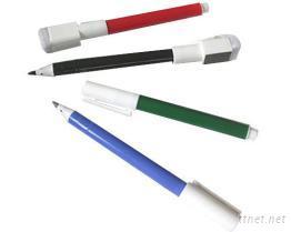 小白板筆附板擦磁鐵