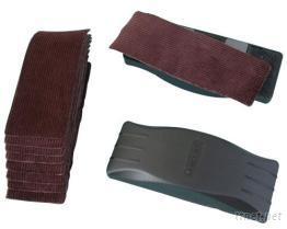 磁性弧形可換式黑板板擦